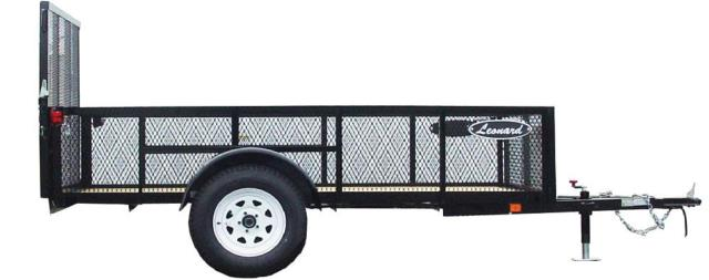 Where to find TRAILER - 4 X10 -1100 KG. 3500 LB. in Vancouver