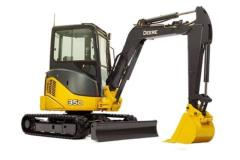 Rental store for EXCAVATOR, MINI - JD35G in Vancouver BC