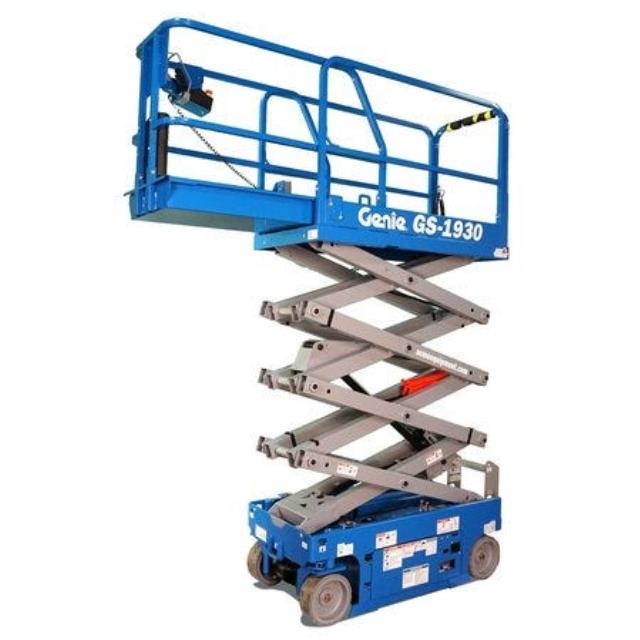 Where to find SCISSOR LIFT, 19  DECK HGT in Vancouver
