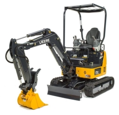 Rental store for EXCAVATOR, MINI - 17G in Vancouver BC