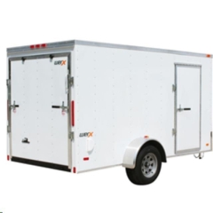 Rental store for TRAILER, 6  X 10  ENCLOSED in Vancouver BC